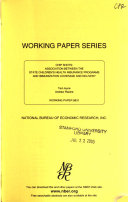 Working Paper Series Book PDF
