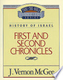 Thru The Bible Vol 14 History Of Israel 1 And 2 Chronicles