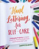 Hand Lettering for Self-Care Pdf/ePub eBook