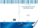 Environmental Security and Public Safety Book