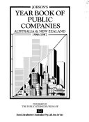 Jobson s Year Book  Public Companies of Australia and New Zealand