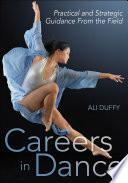 Careers in Dance Book
