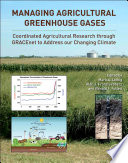 Managing Agricultural Greenhouse Gases Book