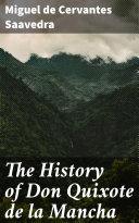 The History of Don Quixote de la Mancha [Pdf/ePub] eBook
