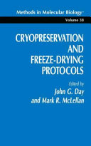 Cryopreservation and Freeze-drying Protocols ebook
