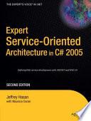 Expert Service Oriented Architecture In C 2005 Book PDF