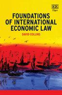 Foundations of International Economic Law [Pdf/ePub] eBook