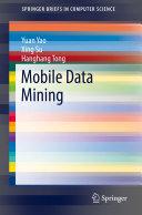 Mobile Data Mining