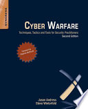 Cyber Warfare Book