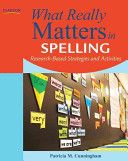 What Really Matters in Spelling Book