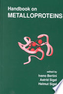 Handbook on Metalloproteins