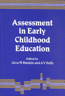 Assessment in Early Childhood Education