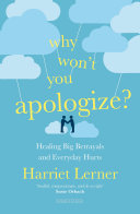 Why Won't You Apologise?
