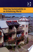 Steering Sustainability In An Urbanising World Book PDF