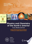 Physics and Chemistry of the Earth's Interior