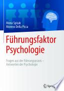 Führungsfaktor Psychologie
