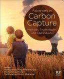 Advances in Carbon Capture Book