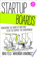 Startup Boards Book