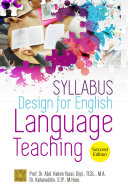 Syllabus Design Of English Language Teaching