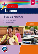 Books - Oxford Lebone Grade 7 Learners Book (Sepedi) Oxford Lebone Kreiti ya 7 Puku ya Moithuti | ISBN 9780199055500