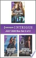 Harlequin Intrigue July 2020   Box Set 2 of 2