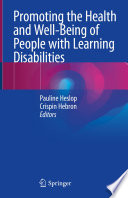 Promoting the Health and Well Being of People with Learning Disabilities
