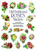 Old Fashioned Roses Stickers