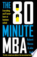 The 80 Minute Mba Book PDF