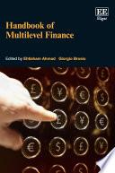 Handbook Of Multilevel Finance Book PDF