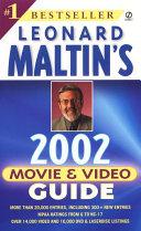 Leonard Maltin s Movie   Video Guide