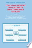Tools for Drought Mitigation in Mediterranean Regions