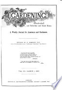 Gardening Illustrated Book