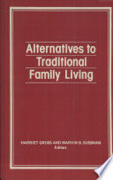 Alternatives to Traditional Family Living