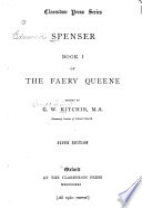 Book I of the Faery Queene