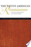 The Native American Renaissance