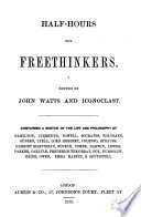 Half hours with Freethinkers