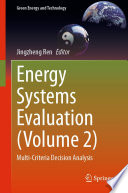 Energy Systems Evaluation  Volume 2