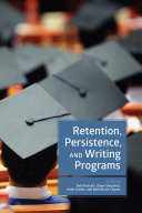 Pdf Retention, Persistence, and Writing Programs Telecharger