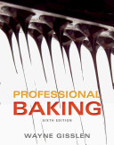 Professional Baking 6th Edition with Professional Baking Method Card Package Set Book