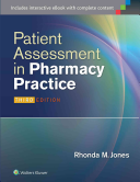 Patient Assessment In Pharmacy Practice Book PDF