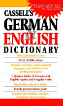 Cassell s German English Dictionary
