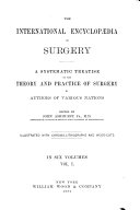 The International Encyclopedia of Surgery
