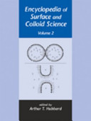 Encyclopedia of Surface and Colloid Science -