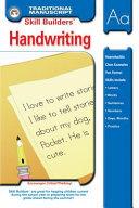 Handwriting Book