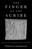Pdf The Finger of the Scribe