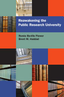 Reawakening the Public Research University