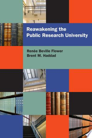 Download Reawakening the Public Research University Free PDF Books - Free PDF