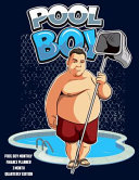 Pool Boy Monthly Finance Planner 3 Month Quarterly Edition