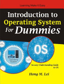 Introduction To Operating System For Dummies