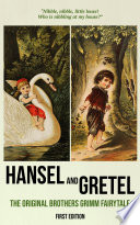 Hansel and Gretel  First Edition